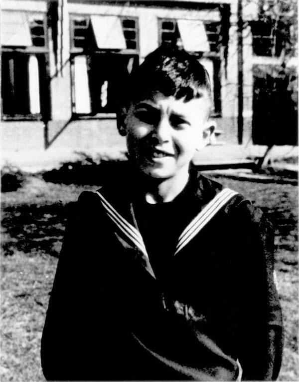 Chaim (Charles) Kirchenbaum, 1938